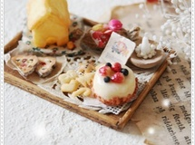 (S様オーダー予約) *miniature christmas set*