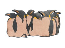penguin clutch bag.【no.1】